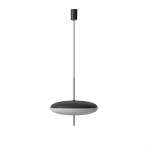 Astep Model 2065 Plafondlamp Wit/ Zwart
