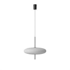 Astep Model 2065 Plafondlamp Wit/ Zwart/ Wit