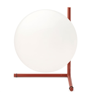 Flos IC T2 Tafellamp Dark Rood