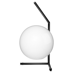 Flos IC T1 Table Lamp Matt Black Short