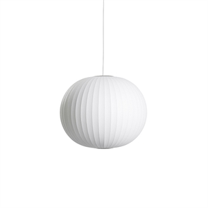 HAY Nelson Ball Bubble Hanglamp Middelgroot wit