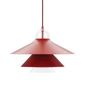 Normann Copenhagen Ikono Pendant Small Red