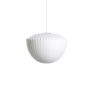 HAY Nelson Apple Bubble Hanglamp Middelgroot Wit