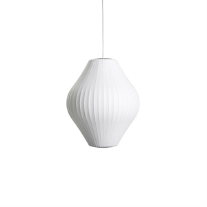 HAY Nelson Pear Bubble Hanglamp Middelgroot wit
