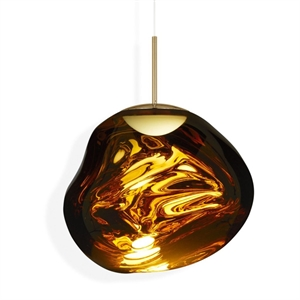 Tom Dixon Melt Hanglamp LED Goud Groot