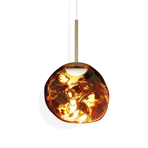 Tom Dixon Melt Hanglamp LED Goud Klein