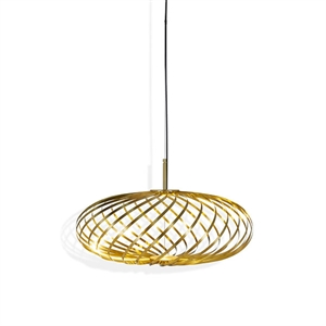 Tom Dixon Spring Klein Hanglamp Messing
