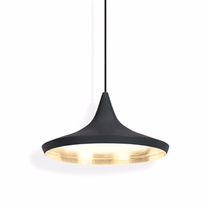 Tom Dixon Beat Hanglamp Wide Zwart