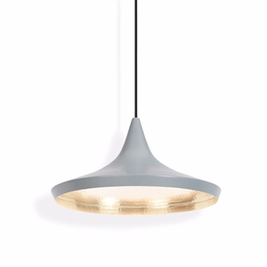 Tom Dixon Beat Hanglamp Wide Grijs