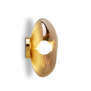 Tom Dixon Melt Surface Lampe Gold